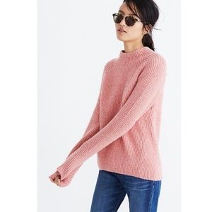 [Madewell] Northfield Mockneck Sweater